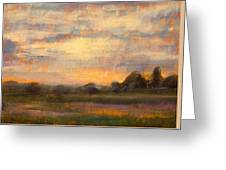 Weld County Greeting Card by Athena  Mantle