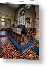 Welsh Chapel Greeting Card by Adrian Evans