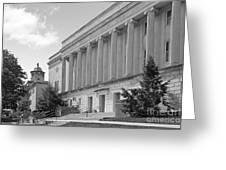 Western Kentucky University Greeting Card by University Icons