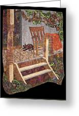 What A Time It Was Greeting Card by Carol Bridges