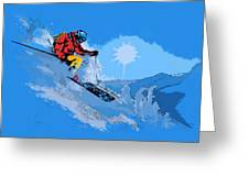 Whistler Art 008 Greeting Card by Catf