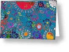 Wildflowers Greeting Card by Jame Hayes