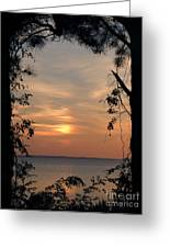 Window To Another World Greeting Card by Ela Sita
