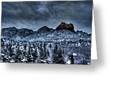 Winter Wonder Greeting Card by Bill Cantey
