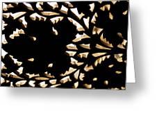 Wood Work Greeting Card by Christi Kraft