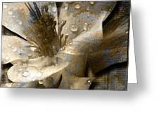 Wren Greeting Card by Yanni Theodorou