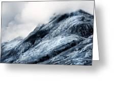 Wuthering Heights. Glencoe. Scotland Greeting Card by Jenny Rainbow