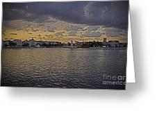 Yacht And Beach Club Villas - Walt Disney World Greeting Card by AK Photography