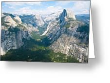 Yosemite Summers Greeting Card by Heidi Smith