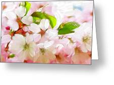A Day In Spring Greeting Card by Steve K