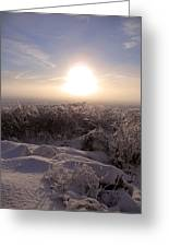 After The Storm ... Greeting Card by Juergen Weiss
