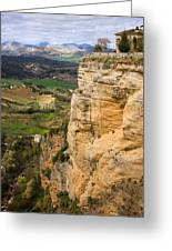 Andalusia Landscape Greeting Card by Artur Bogacki