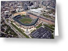 Baltimore: Oriole Park, 2006 Greeting Card by Granger