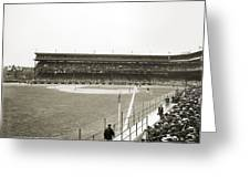 Baseball Game, C1912 Greeting Card by Granger