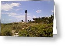 Cape Florida Greeting Card by Tiffney Heaning