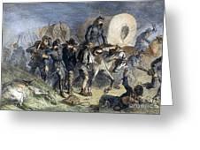 Civil War: Shiloh, 1862 Greeting Card by Granger