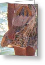 Dress Code Greeting Card by Betsy C  Knapp