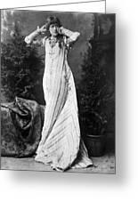 Ellen Terry (1847-1928) Greeting Card by Granger