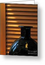 Glass Greeting Card by Odon Czintos