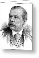 John Pierpont Morgan Greeting Card by Granger