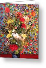 Love Birds Greeting Card by HollyWood Creation By linda zanini