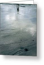 Low Tide Greeting Card by Joana Kruse