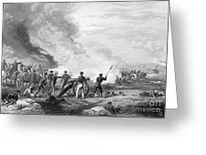 Mexican War: Palo Alto Greeting Card by Granger
