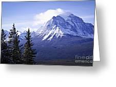 Mountain Landscape Greeting Card by Elena Elisseeva