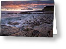 Mullaghmore Head, Co Sligo, Ireland Greeting Card by Gareth McCormack