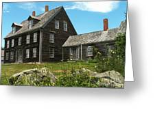 Olson House Greeting Card by Theresa Willingham