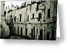 Ostuni - Apulia Greeting Card by Joana Kruse