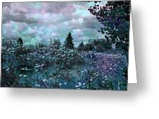 Over In The Meadow 3 Greeting Card by Shirley Sirois