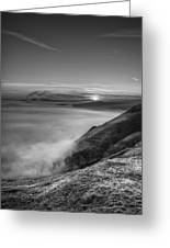 Peak District Sunrise Greeting Card by Andy Astbury