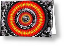 Shine On It Greeting Card by Robert Orinski