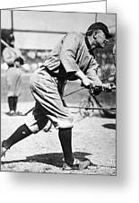 Ty Cobb (1886-1961) Greeting Card by Granger