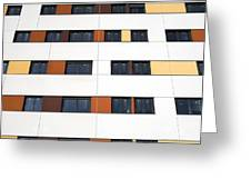 Unfinished Flats, Spain Greeting Card by Carlos Dominguez