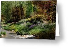 Wild Flowers Greeting Card by Joseph G Holland