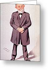 Rudolph Virchow, German Polymath Greeting Card by Science Source