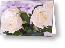 Roses For You Greeting Card by Gornganogphatchara Kalapun