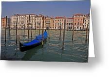 Venice - Italy Greeting Card by Joana Kruse
