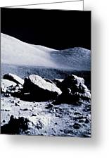 Apollo Mission 17 Greeting Card by Nasa