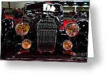 1938 Talbot Lago T150-c Speciale Teardrop Coupe . 7d9310 Greeting Card by Wingsdomain Art and Photography