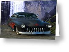 1949 Mercury Low Rider Greeting Card by Tim McCullough