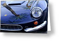 1963 Apollo Front End 2 Greeting Card by Jill Reger
