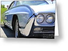 1963 Ford Thunderbird Limited Edition Landau Greeting Card by Al Bourassa