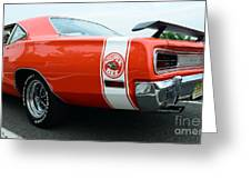 1970 Dodge Super Bee 2 Greeting Card by Paul Ward