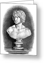Arminius (c17 B.c.-21 A.d.) Greeting Card by Granger