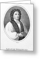 George Berkeley (1685-1753) Greeting Card by Granger