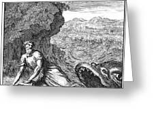 Jonah Greeting Card by Granger