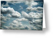 My Sky Your Sky  Greeting Card by JC Photography and Art